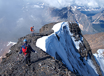 Completing the Summit Traverse